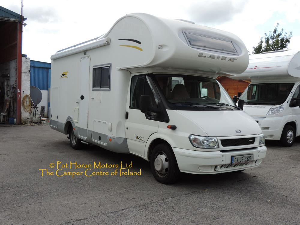 Creative  Caravan Great Condition For Sale In Dooradoyle Limerick From
