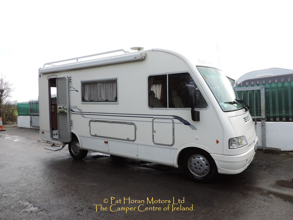 Adria Motorhomes Second Hand Campers For Sale Pat