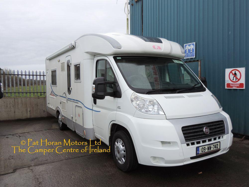 Elegant 2013 Sterling Eccles SE Quartz Caravan  Pat Horan Motors  New