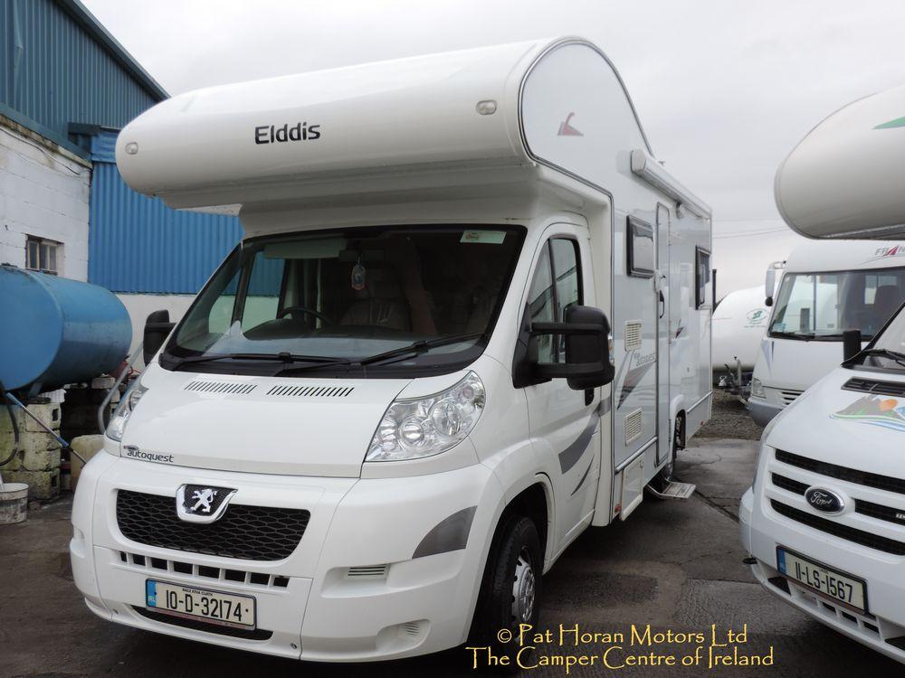New  Eribelle 2 Berth Caravan For Sale In Limerick From PonderStibbons