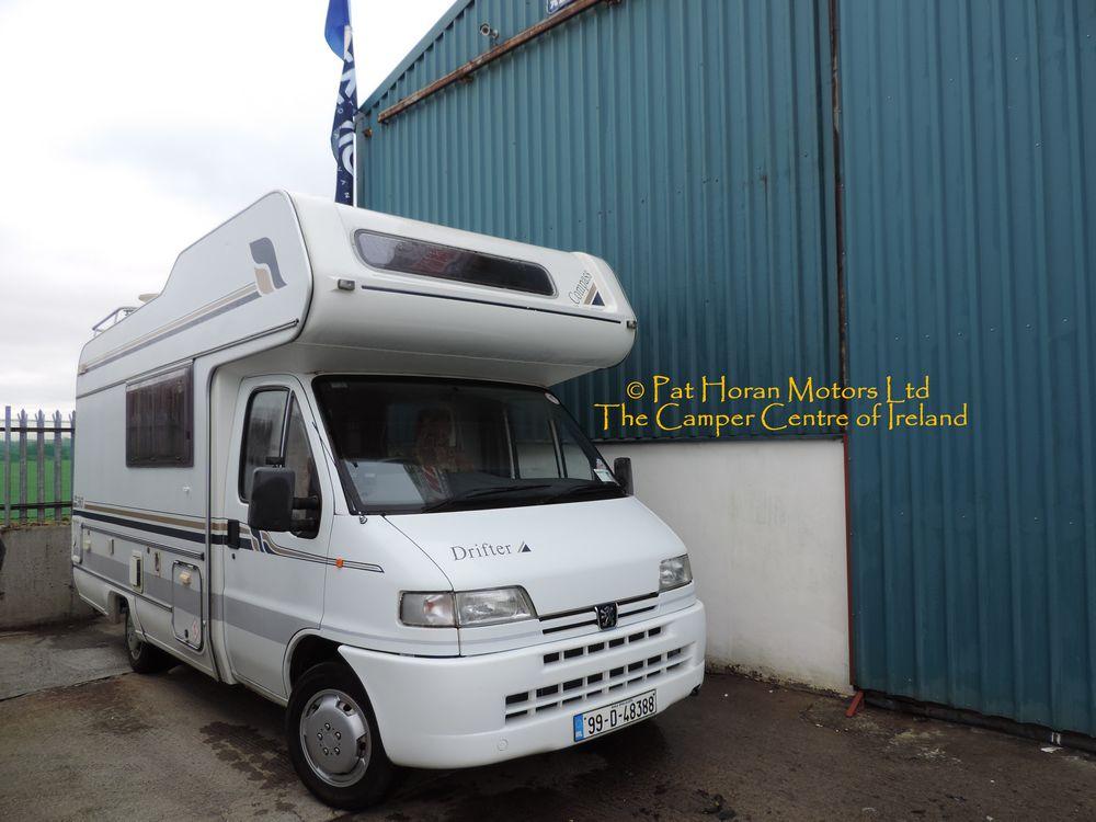 Original Elddis Avante 534 CaravanFor Sale In Limerick  DoneDealcouk