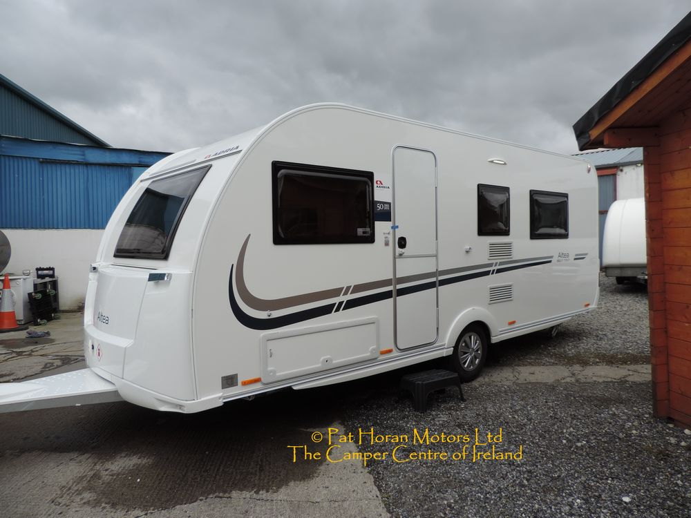 Brilliant Adria Motorhomes  Secondhand Campers For Sale  Pat Horan Motors UK
