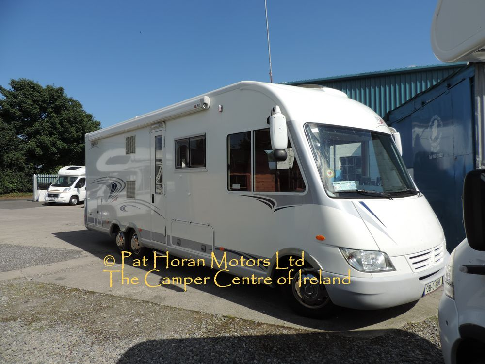 Adria Motorhomes   Second-hand Campers for Sale - Pat ...