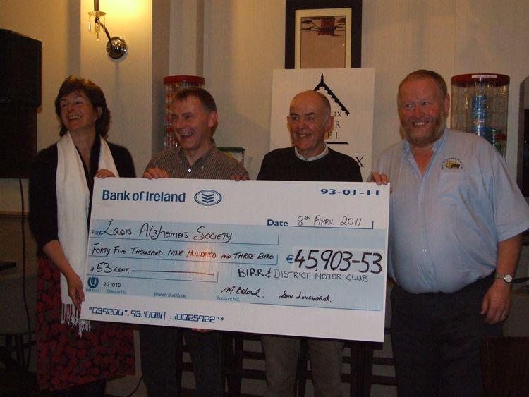 Birr & Motor Club Fundraiser | Pat Horan Motors