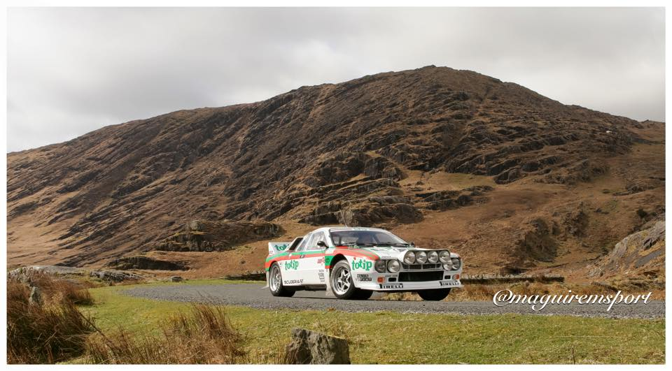Rallying | Pat Horan Motors Ltd