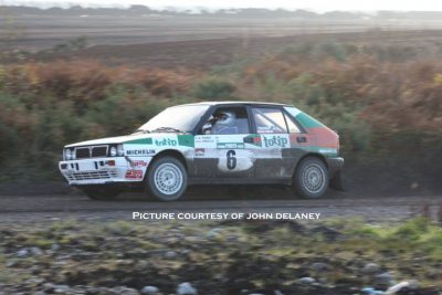 Rallying | Pat Horan Motors