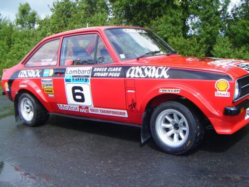 1978 Ford Escort MkII RS1800