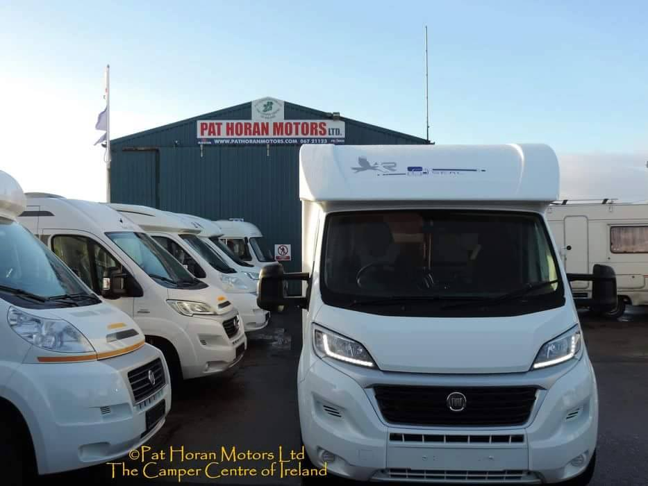 Motorhomes & Campers for Sale in Ireland - Pat Horan Motors Ltd