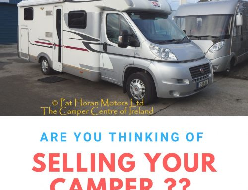 Are you thinking of selling your camper??